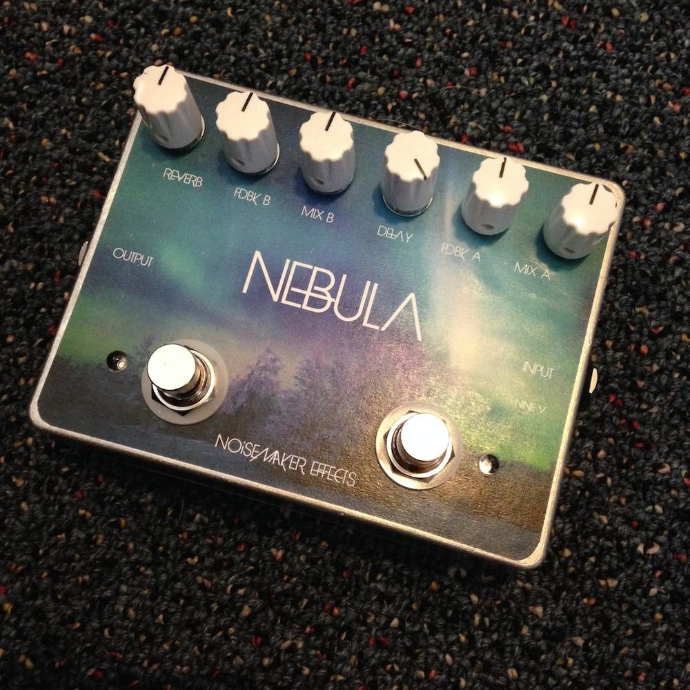Noisemaker Effects Nebula Reverb / Delay
