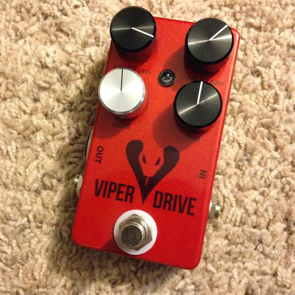PB&J Pedals Viper Drive