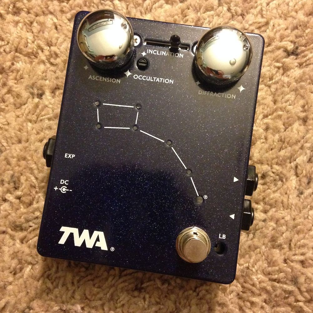 TWA Little Dipper Mk II Envelope Controlled Vocal Formant Filter