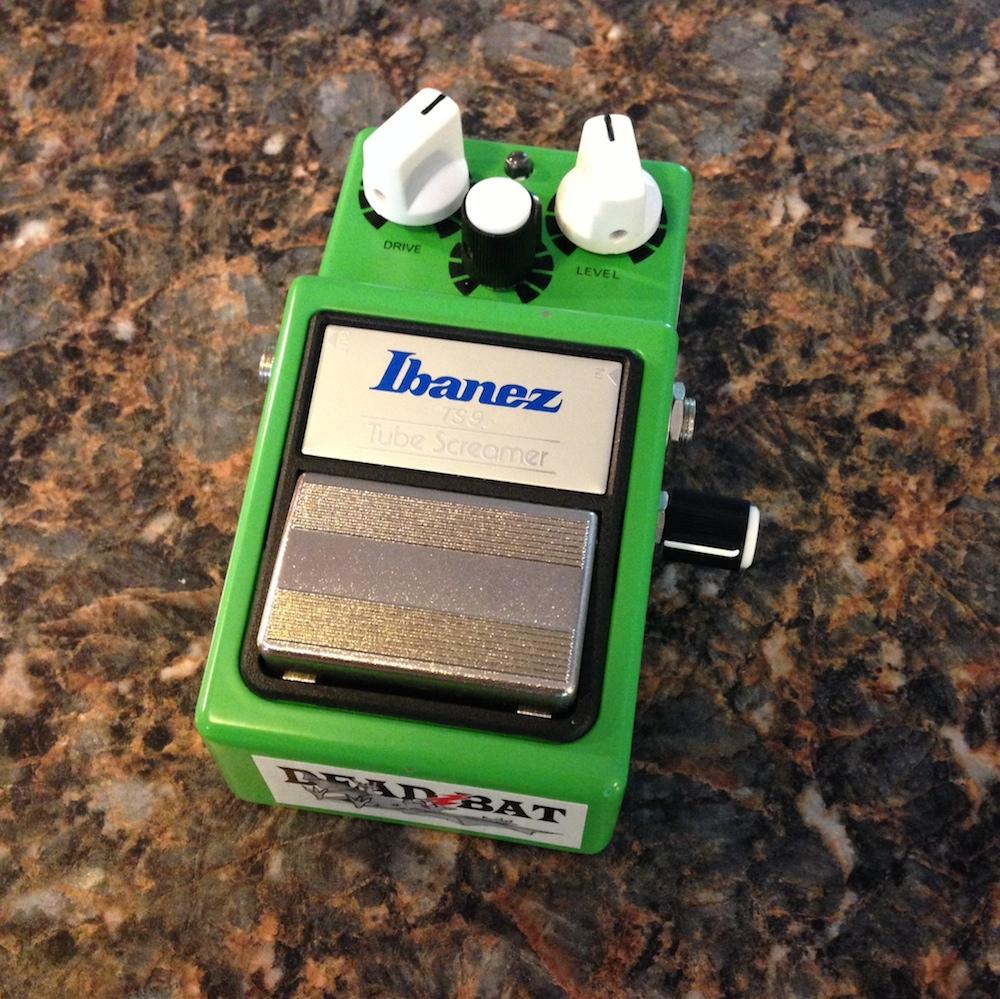 Alchemy Audio Ibanez TS9 Tube Screamer Mod