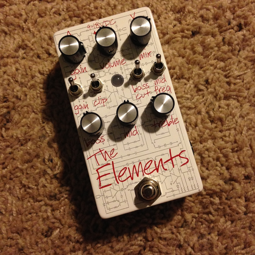 Dr. Scientist The Elements Boost / Overdrive / Distortion