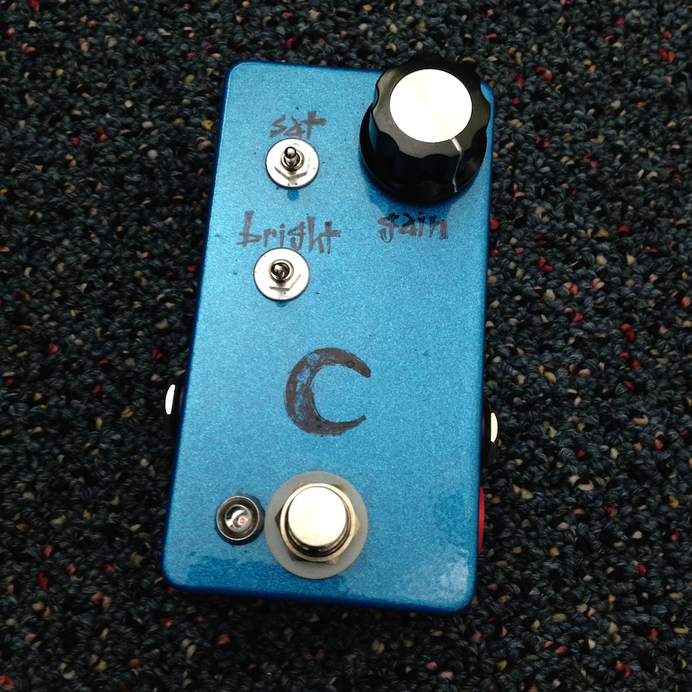 Hungry Robot Pedals Blue Moon Overdrive