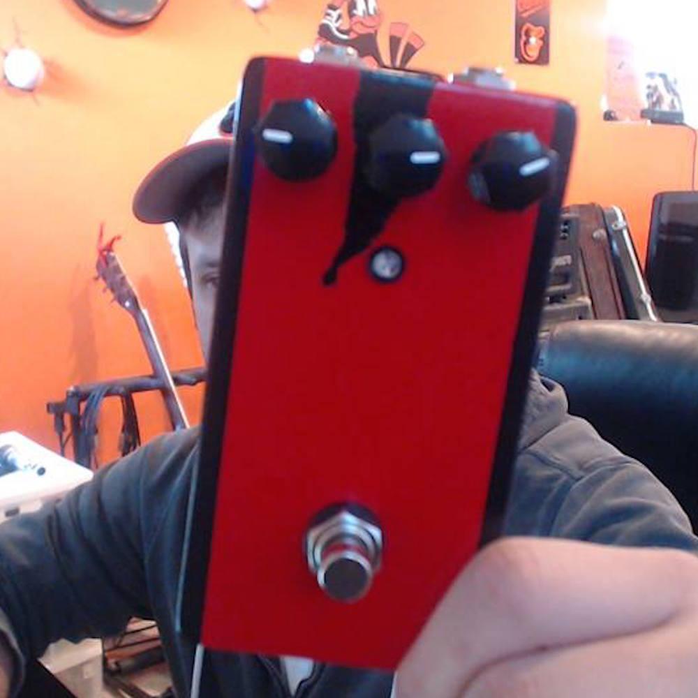 J. Michael Pedals Krampus Bass Drive / Distortion / Fuzz