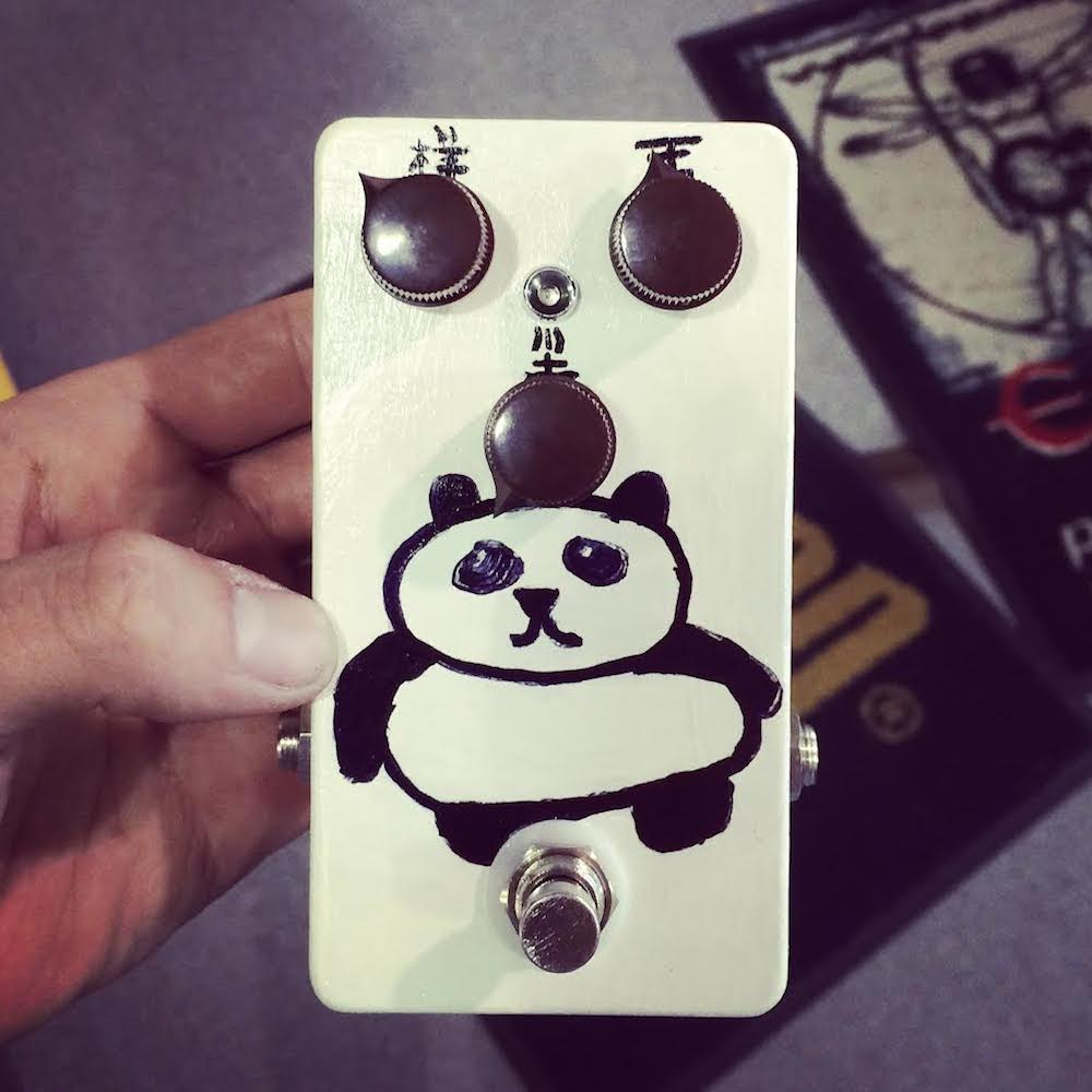 Mad Pedals Panda Drive