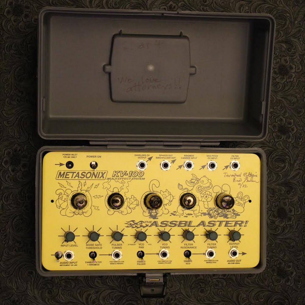 "Metasonix KV-100 Multi Effects System ""The Assblaster"""