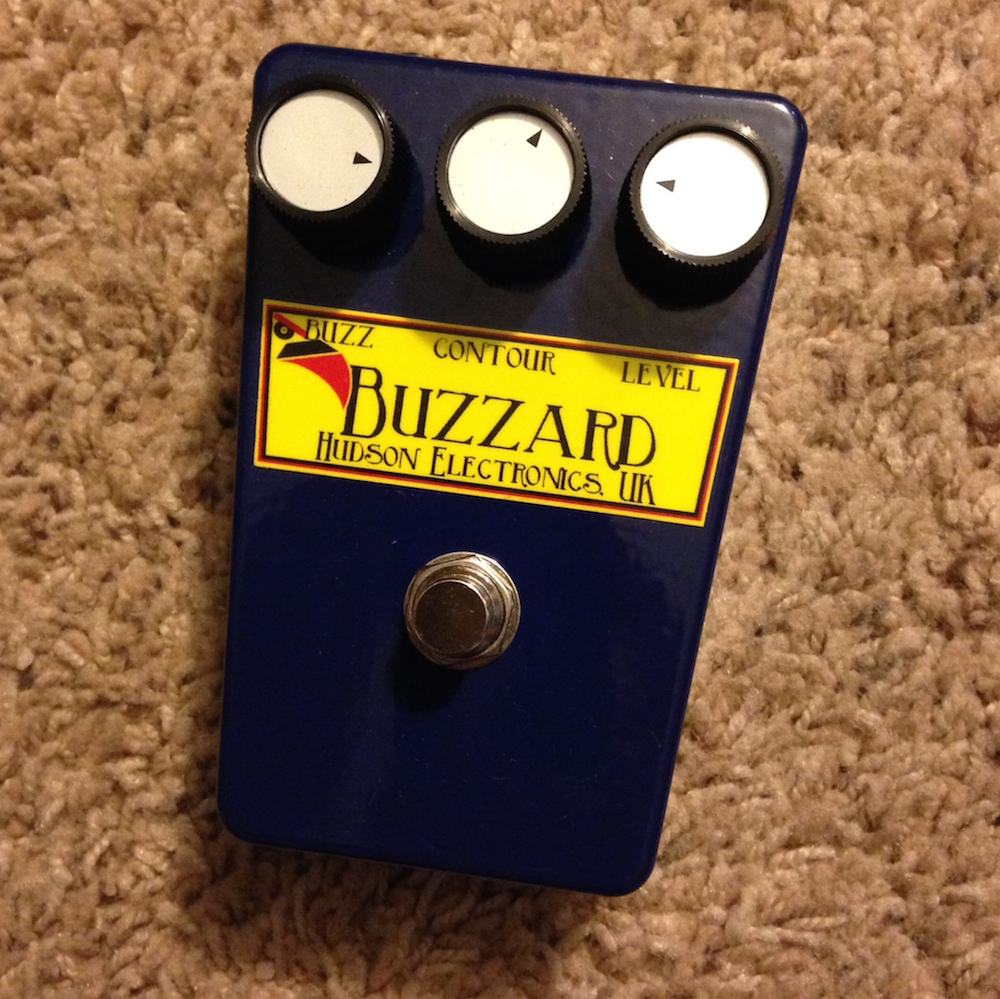 Hudson Electronics Buzzard Fuzz (Limited Edition)