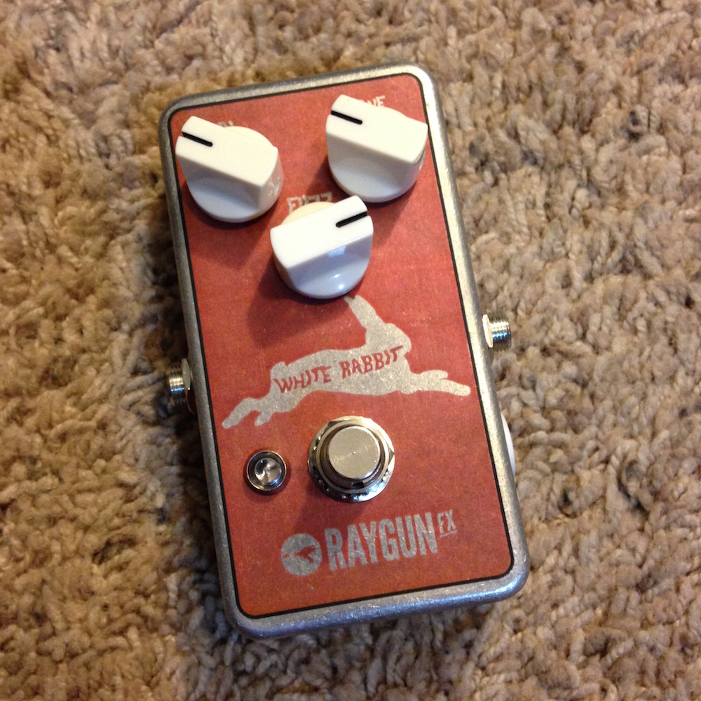 RayGun FX White Rabbit Fuzz