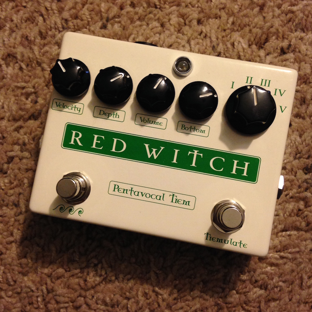 Red Witch Pedals Pentavocal Analog Tremolo