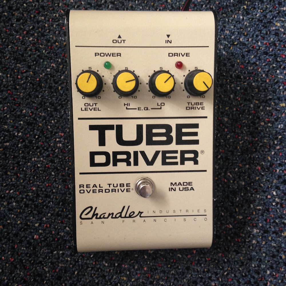 Chandler Industries Tube Driver Overdrive