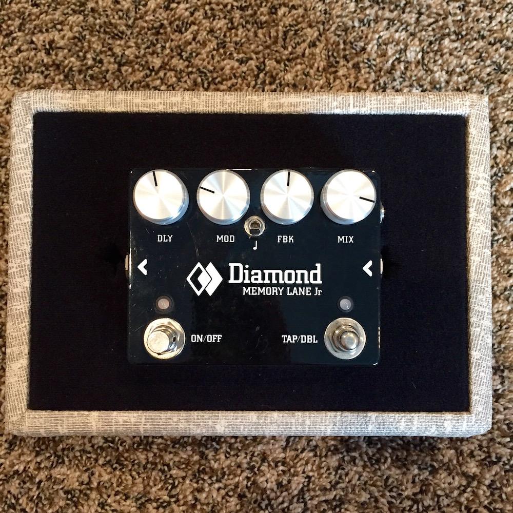 Diamond Pedals Memory Lane Jr. Delay