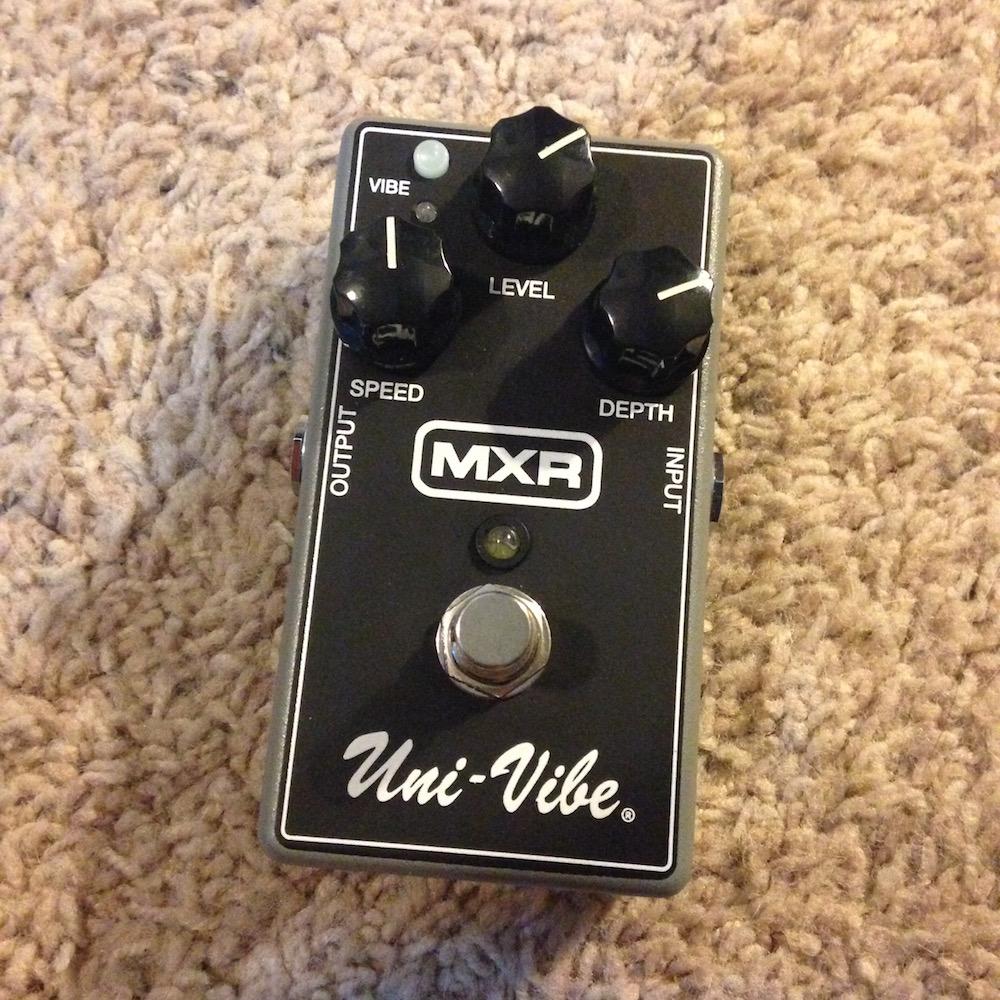 Dunlop MXR Uni-Vibe Chorus / Vibrato