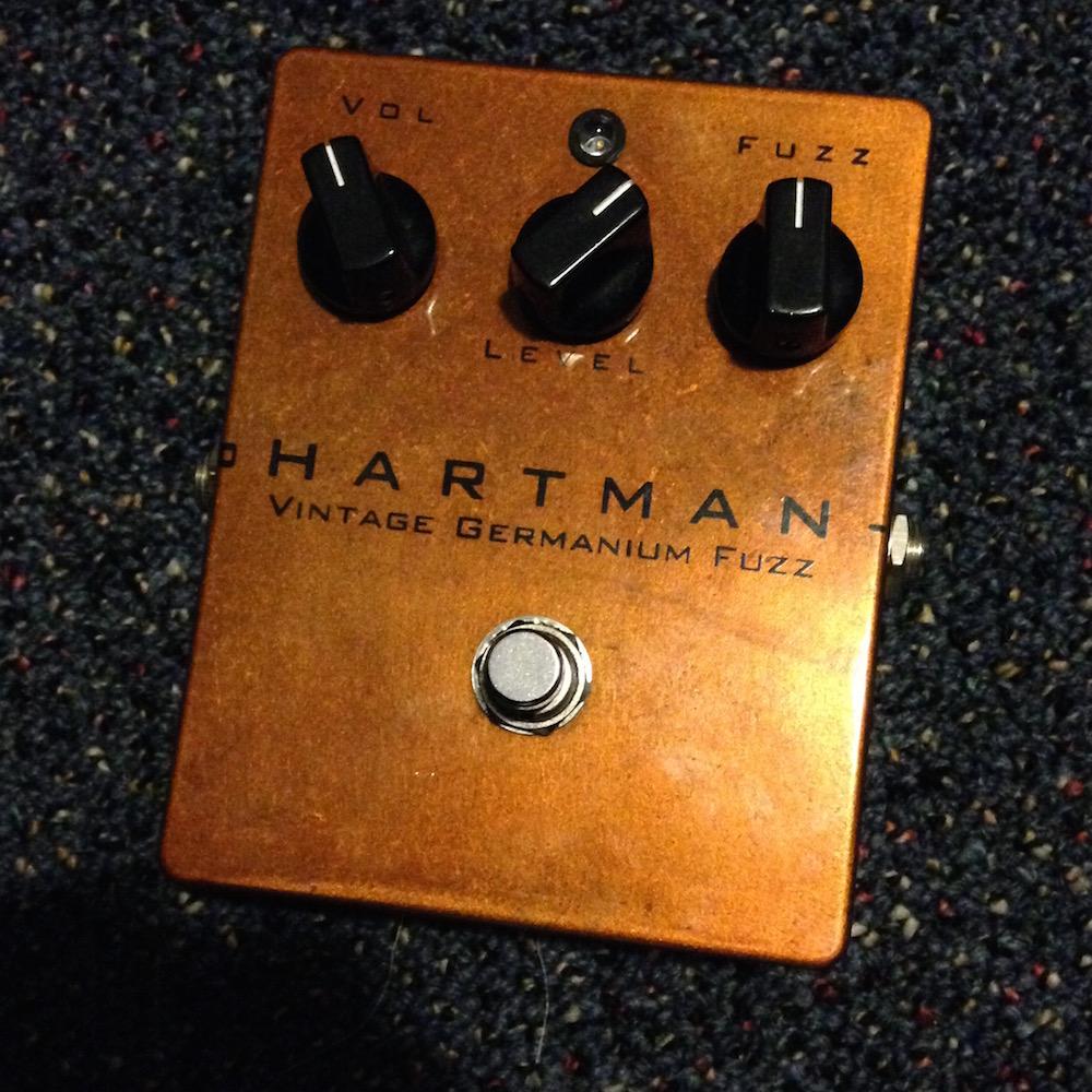 Hartman Pedals Vintage Germanium Fuzz