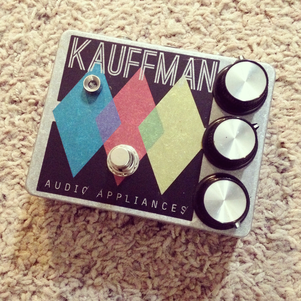 Kauffman Audio Appliances Aurora Overdrive