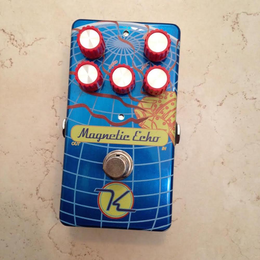 Keeley Electronics Magnetic Echo Delay