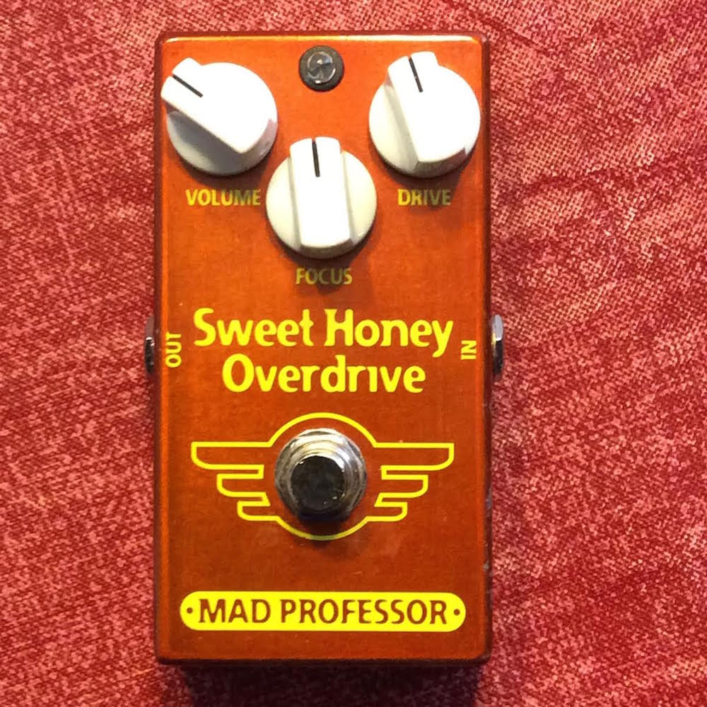 Mad Professor Amplification Sweet Honey Overdrive