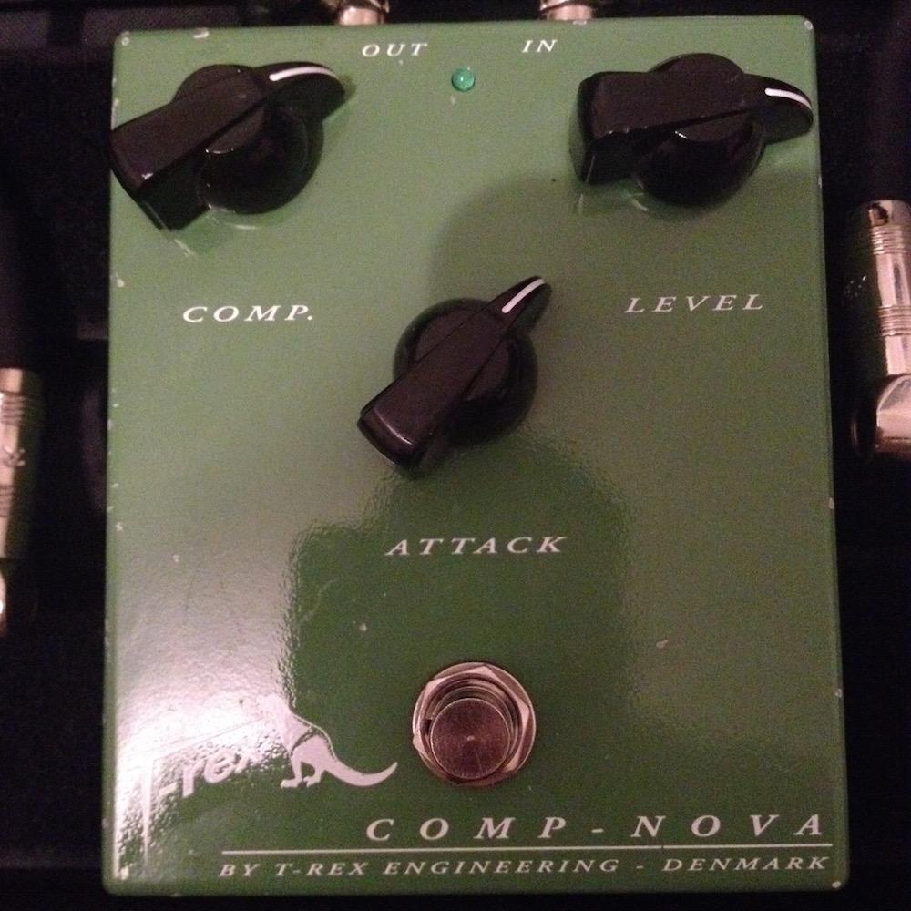 T-Rex Effects Comp-Nova Compressor