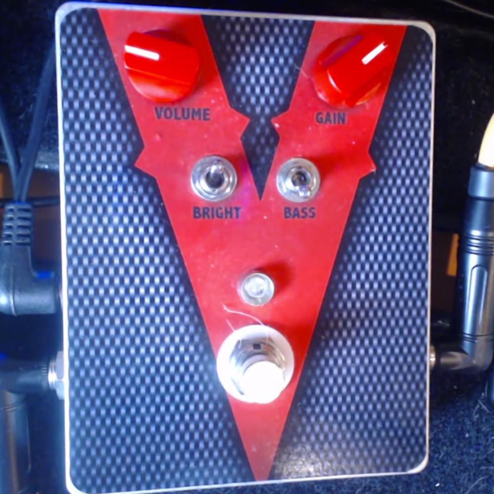 Taurus Pedals Vendetta Overdrive