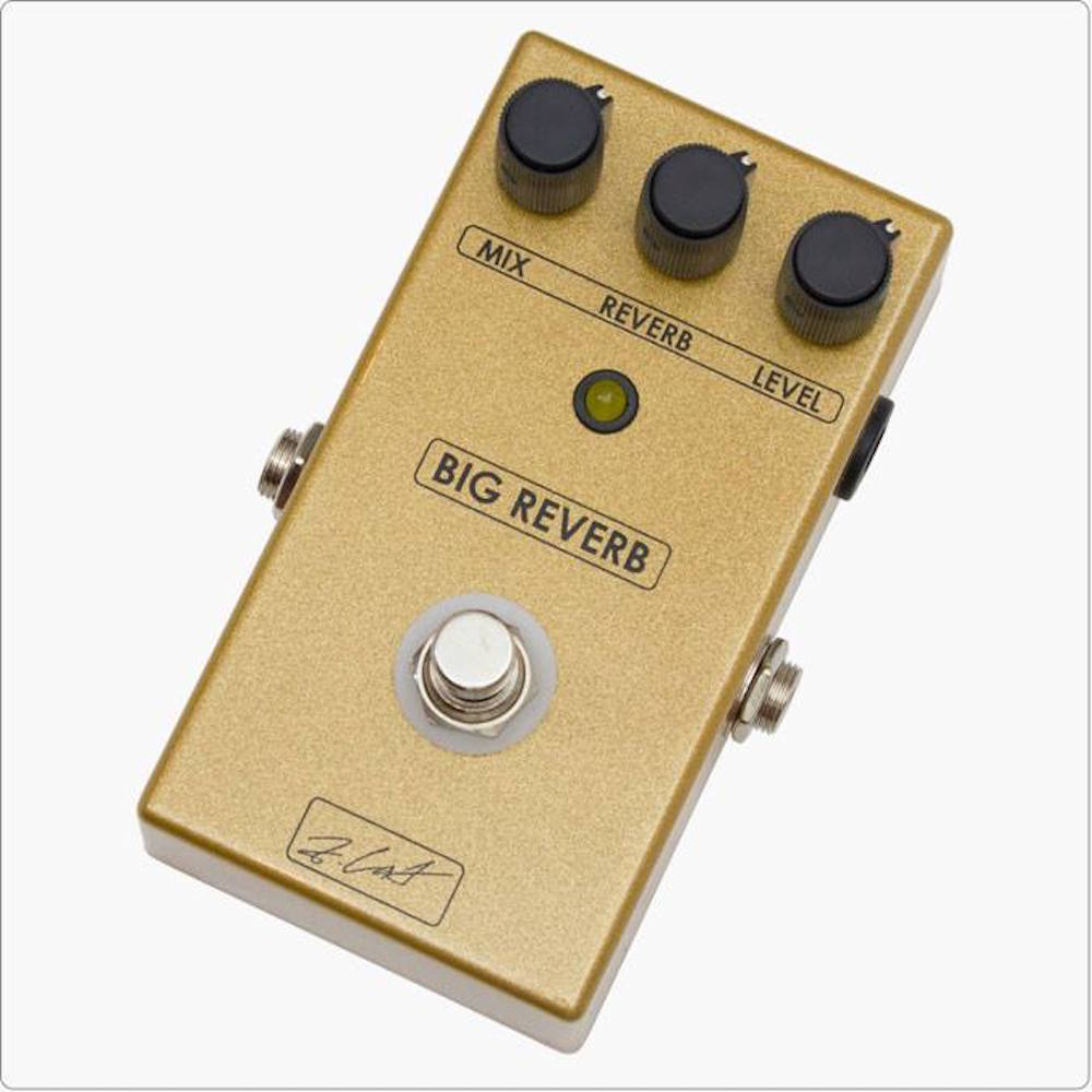 Z.Cat Pedals Big Reverb