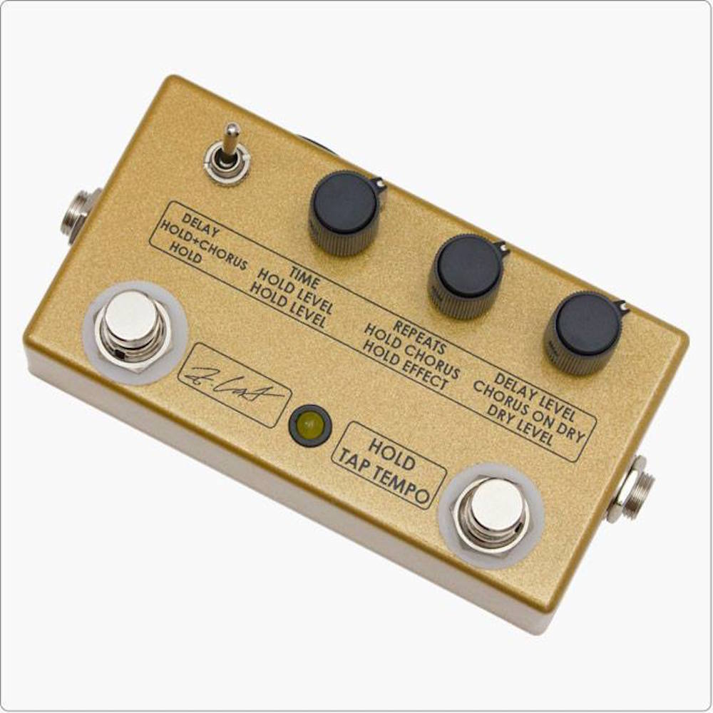 Z.Cat Pedals Hold-Delay-Chorus