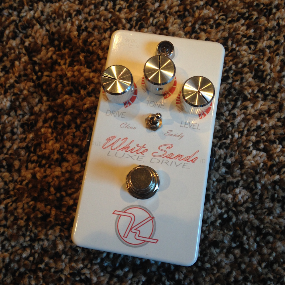 Keeley Electronics White Sands Luxe Drive