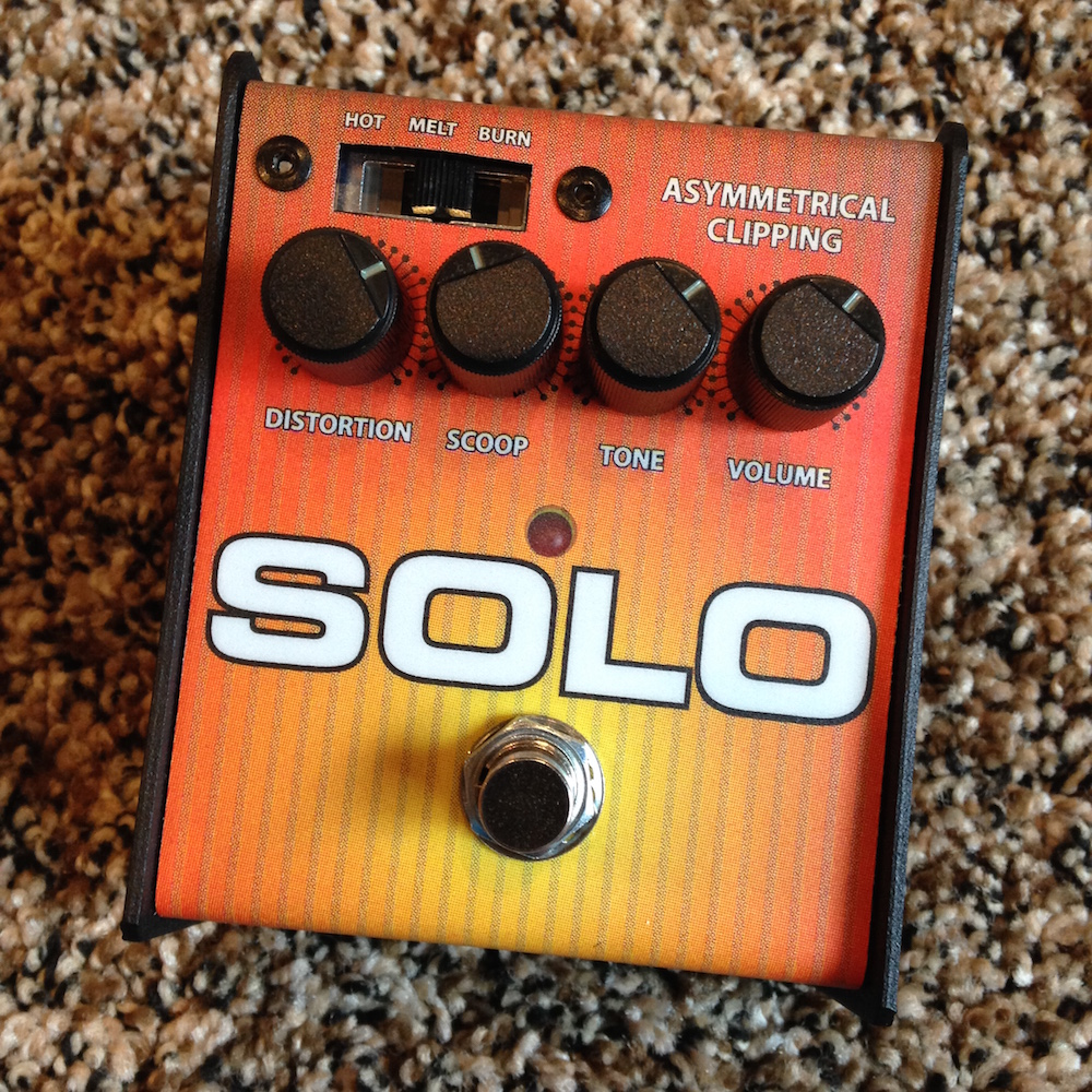 Pro Co RAT Distortion SOLO Overdrive/Distortion