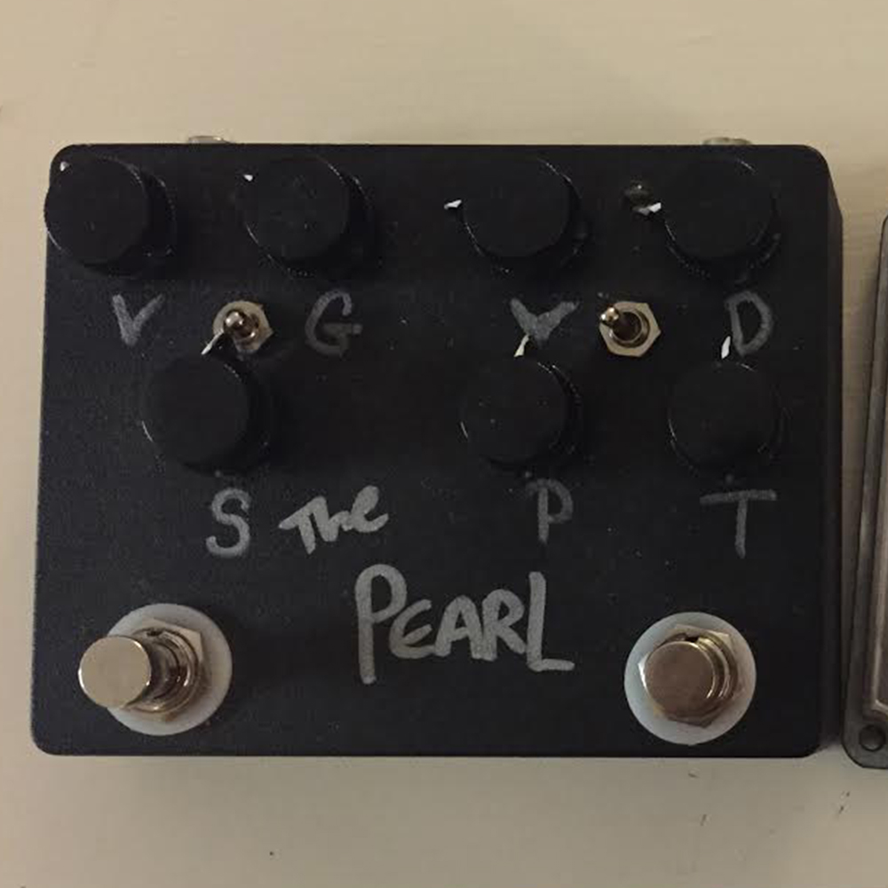 T1M Effects The Pearl Overdrive