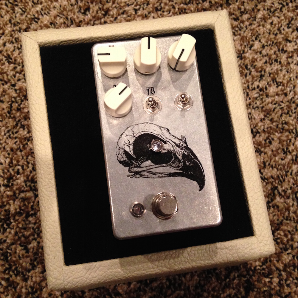 Big Game Pedals Nothing Is Dead Fuzz