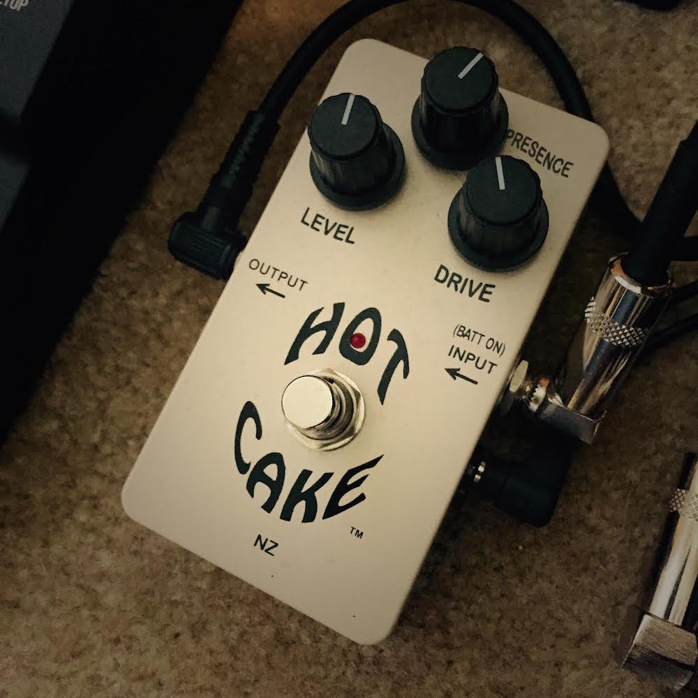 Crowther Audio Hotcake Overdrive/Distortion