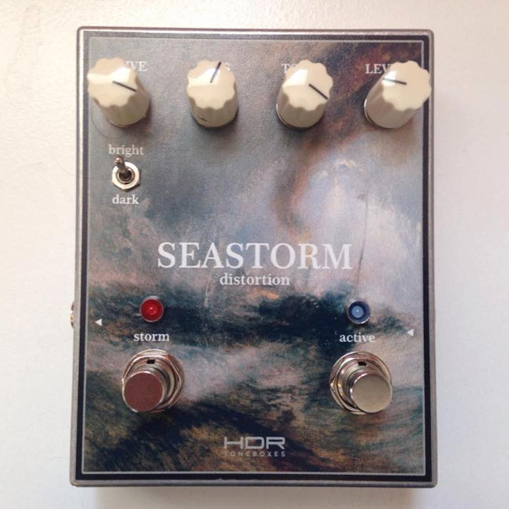 HDR Amplification Seastorm Distortion