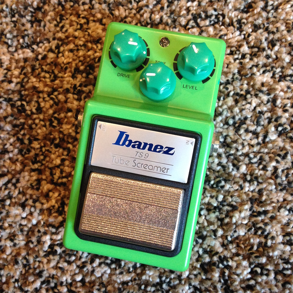 JHS Pedals Ibanez TS9 Tube Screamer Strong Mod