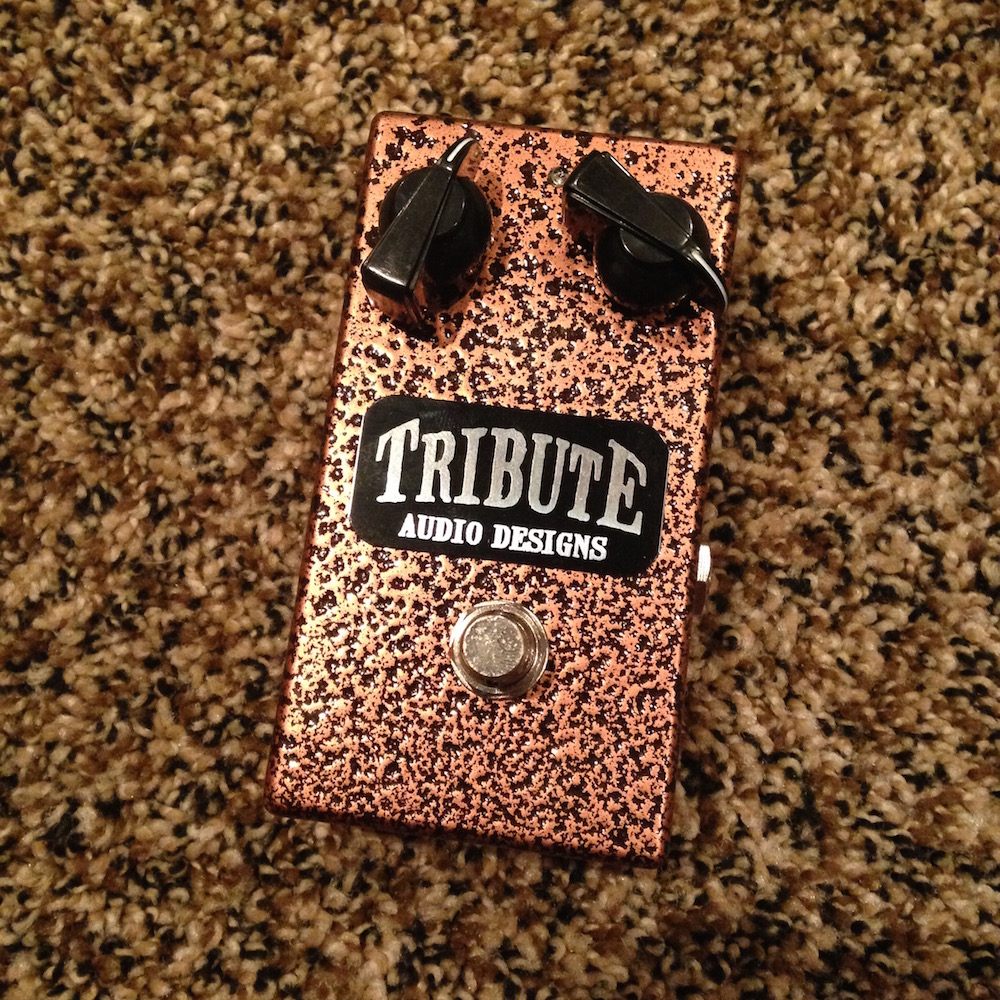 Tribute Audio Designs Dirty Bastard Germanium Boost