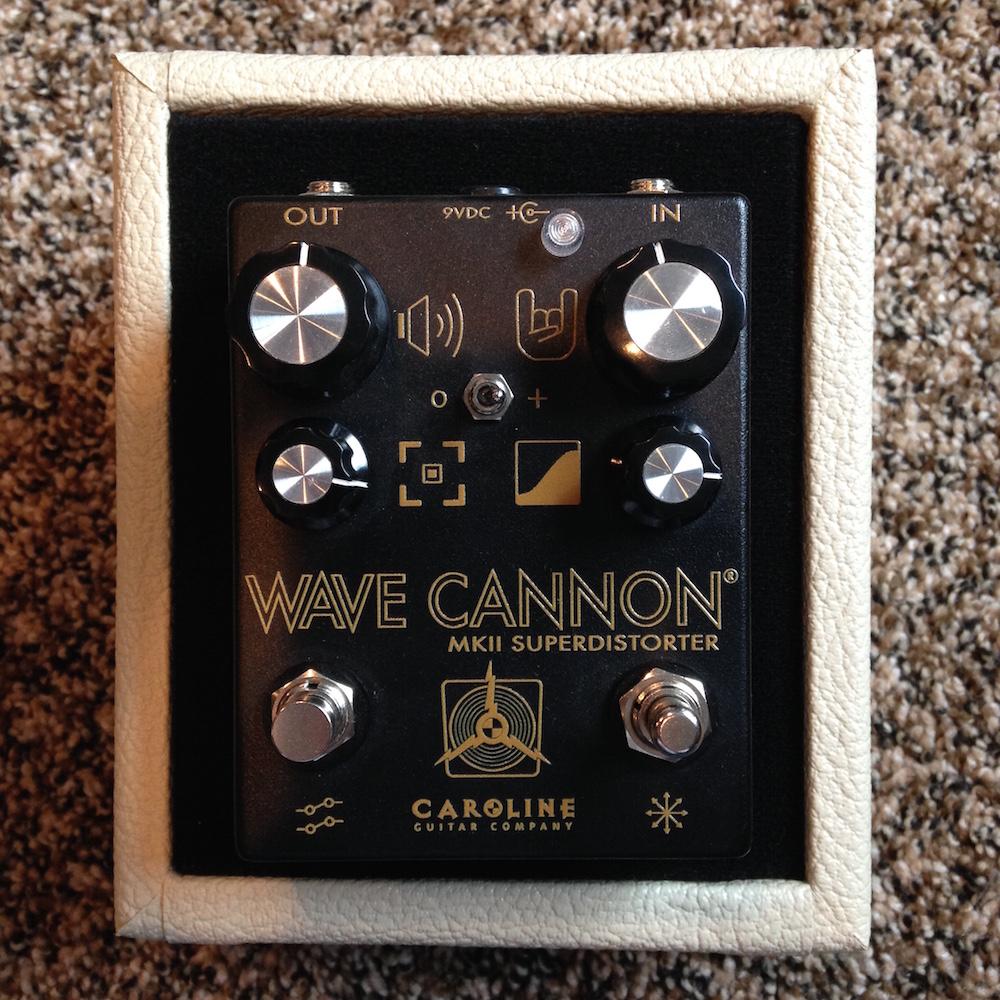 Caroline Guitar Company Wave Cannon MkII Superdistorter
