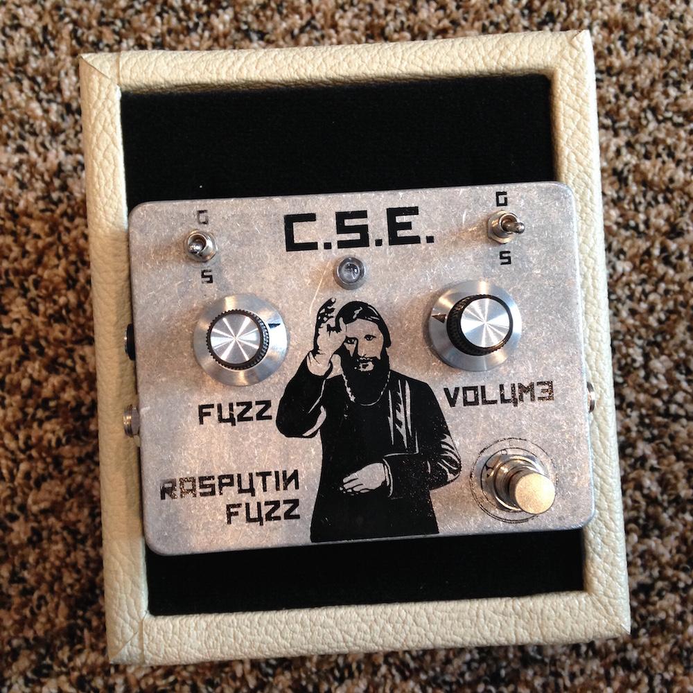 Center Street Electronics Rasputin Fuzz