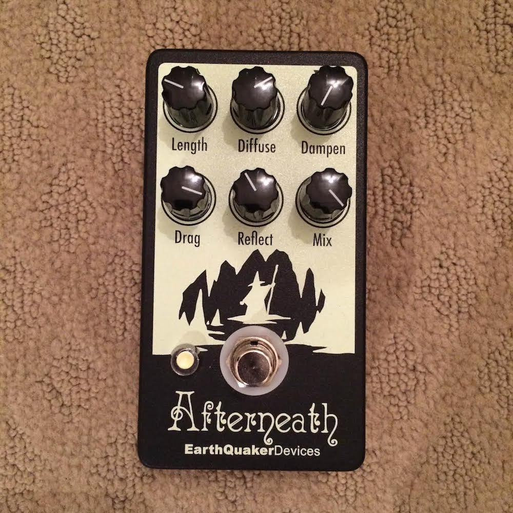 EarthQuaker Devices Afterneath Reverb
