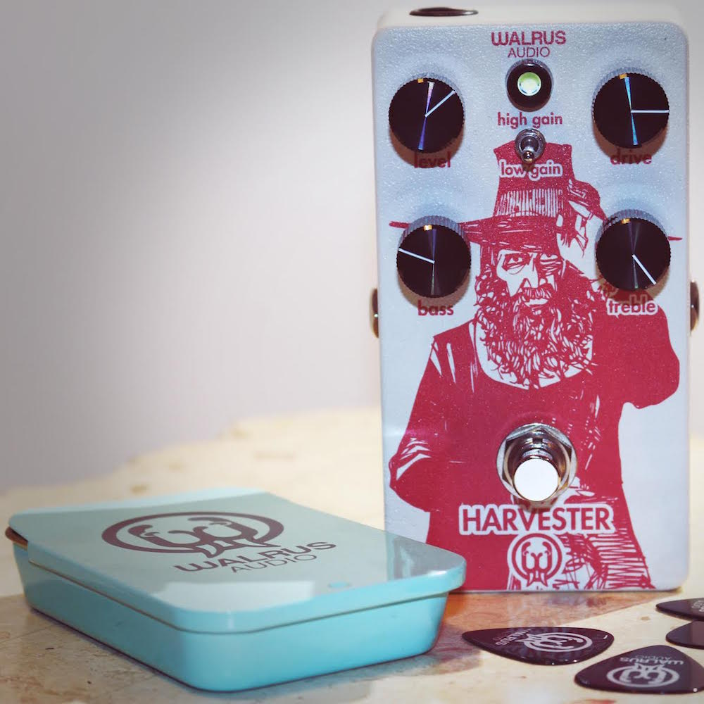 Walrus Audio Harvester High Gain Overdrive