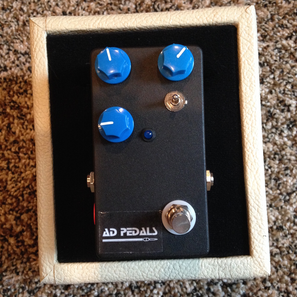 AD Pedals Aerodynamic Overdrive
