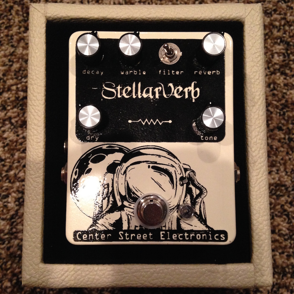 Center Street Electronics StellarVerb v2 Reverb