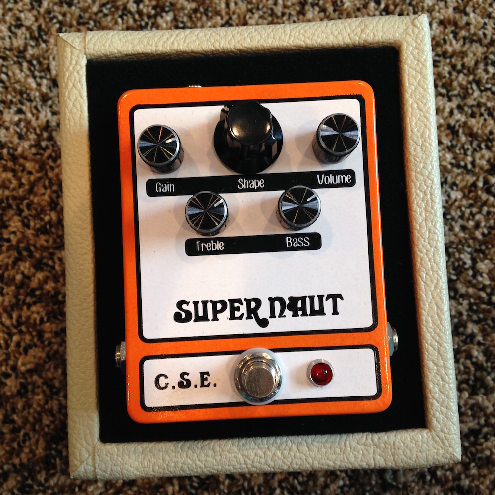 Center Street Electronics Supernaut Distortion