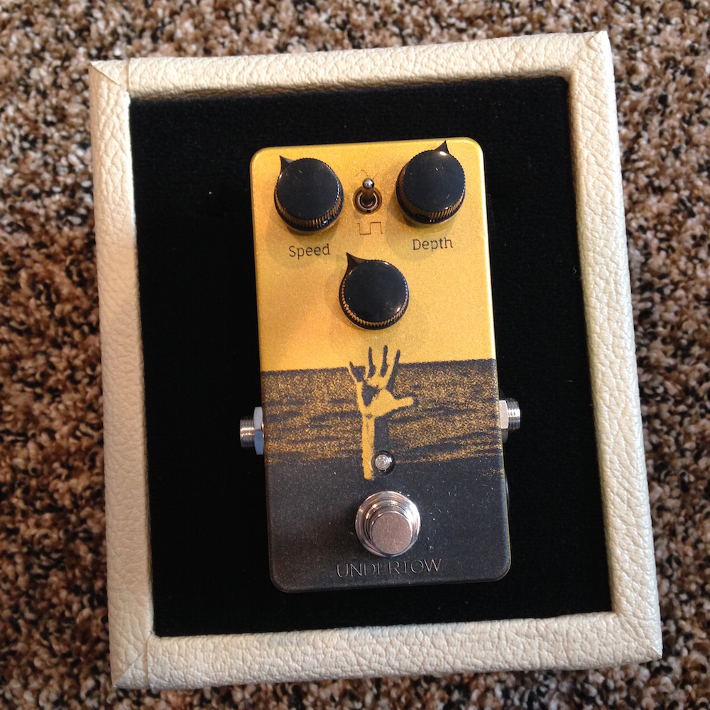 Pedal Projects Undertow Tremolo
