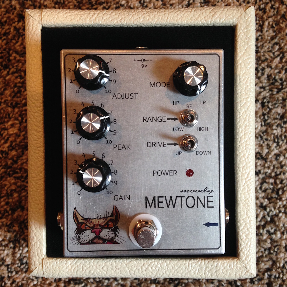 Moody Sounds Mewtone Envelope Filter