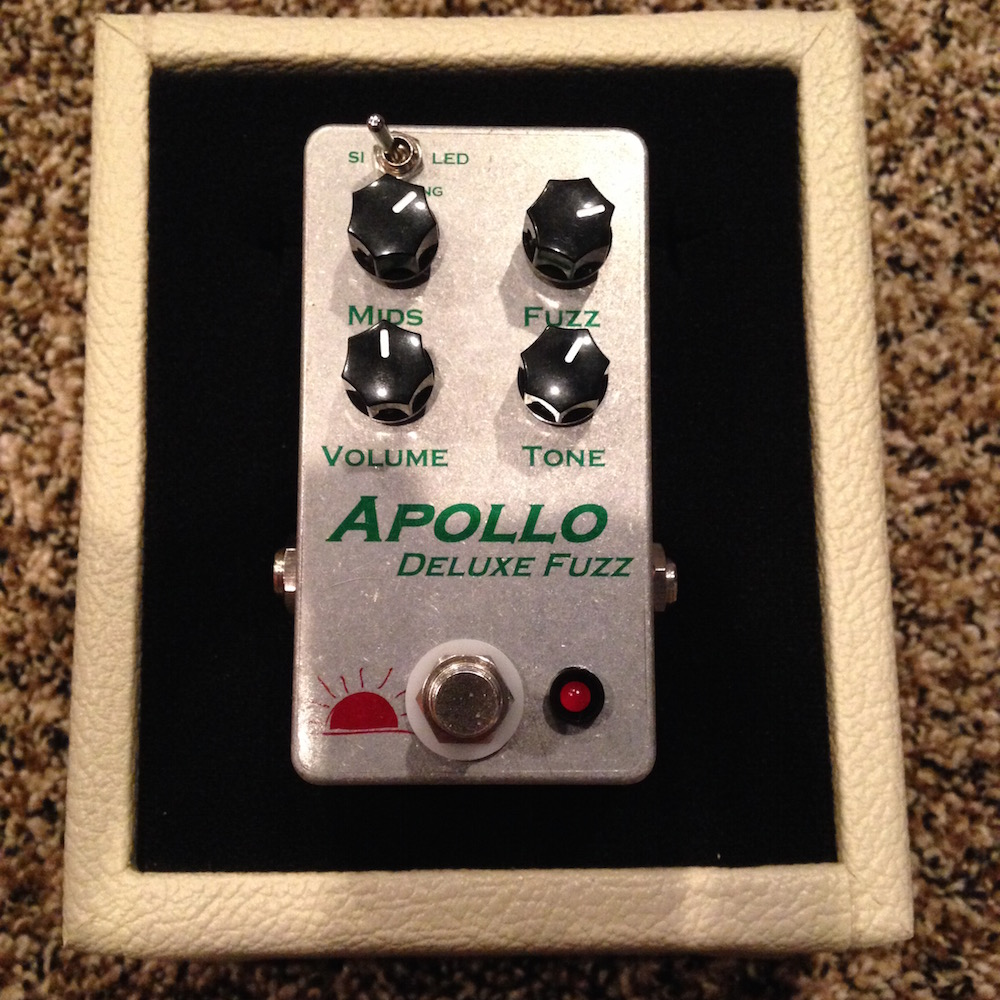 Sunset Effects Apollo Deluxe Fuzz