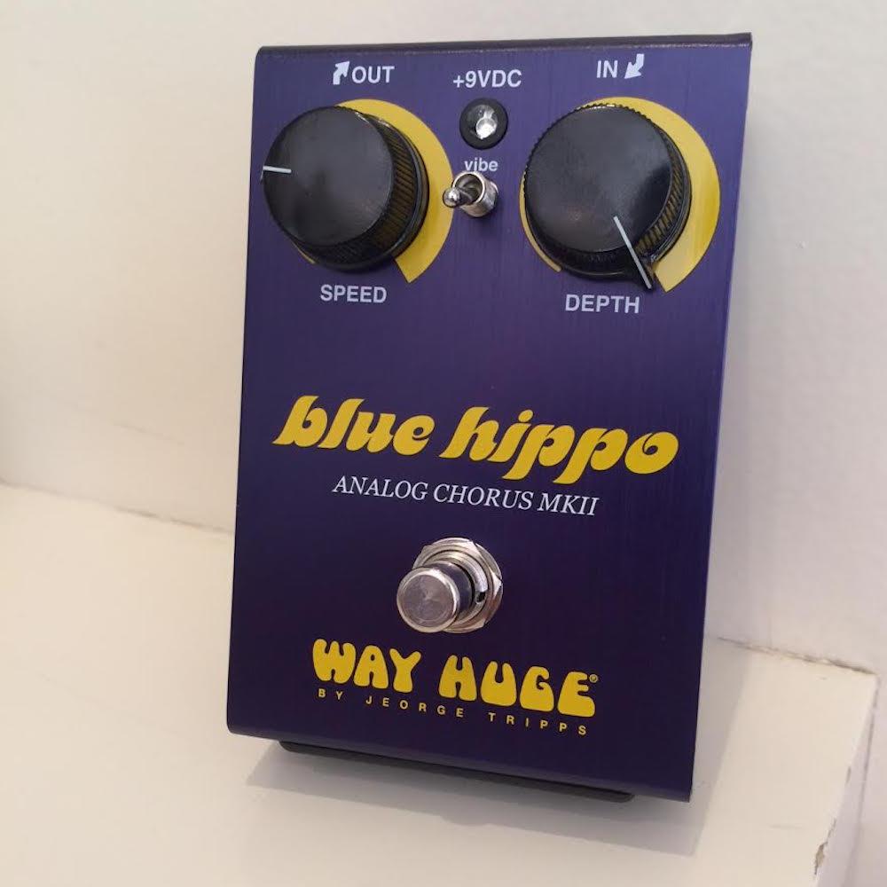 Way Huge Electronics Blue Hippo MK II Analog Chorus