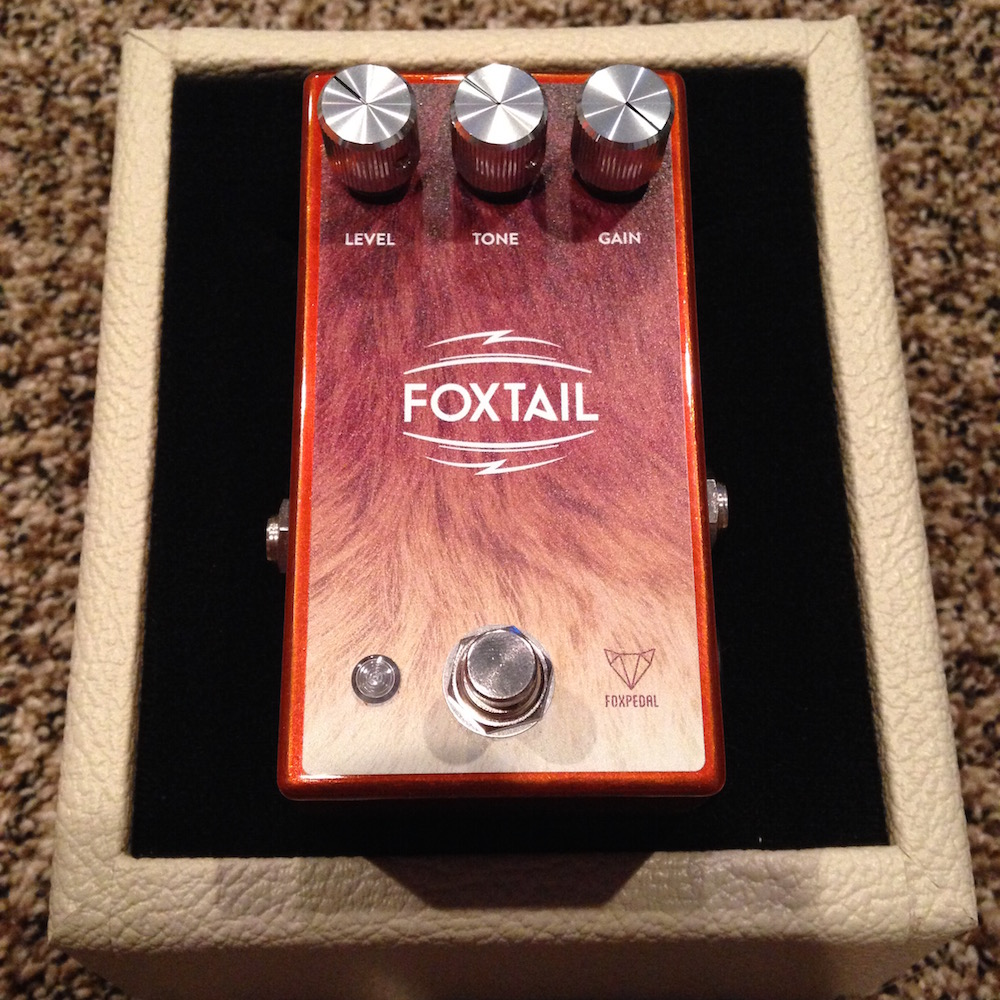 FoxPedal Foxtail Articulate Overdrive
