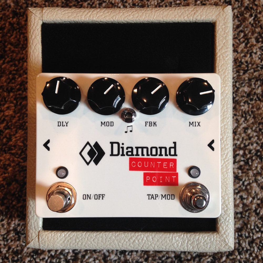 Diamond Pedals CTP1 Counter Point Delay