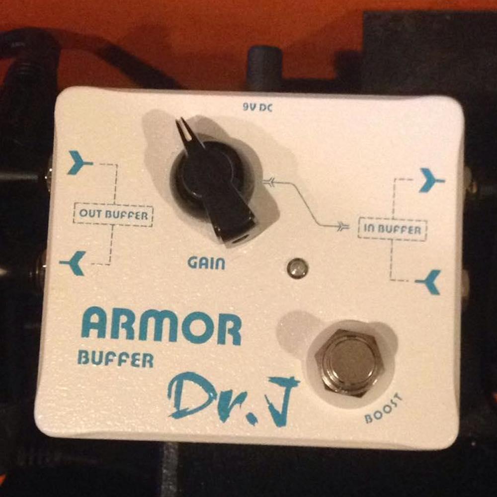 Dr. J Pedals Armor Buffer