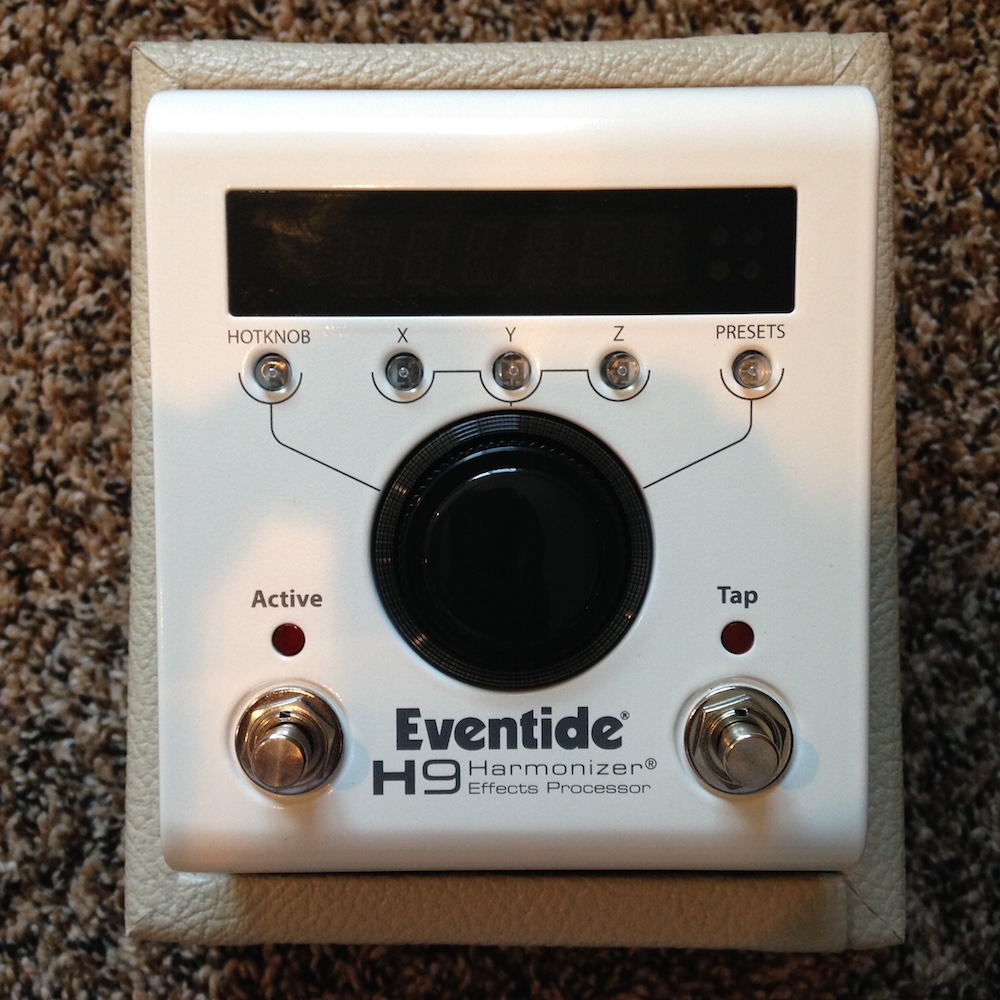 Eventide H9 Max Harmonizer® Effects Processor