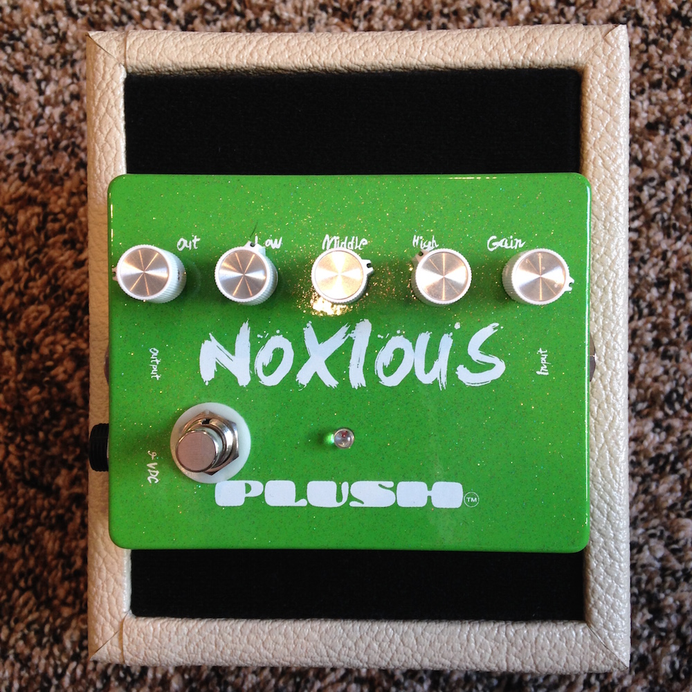 Fuchs Audio Technology Plush Noxious Distortion