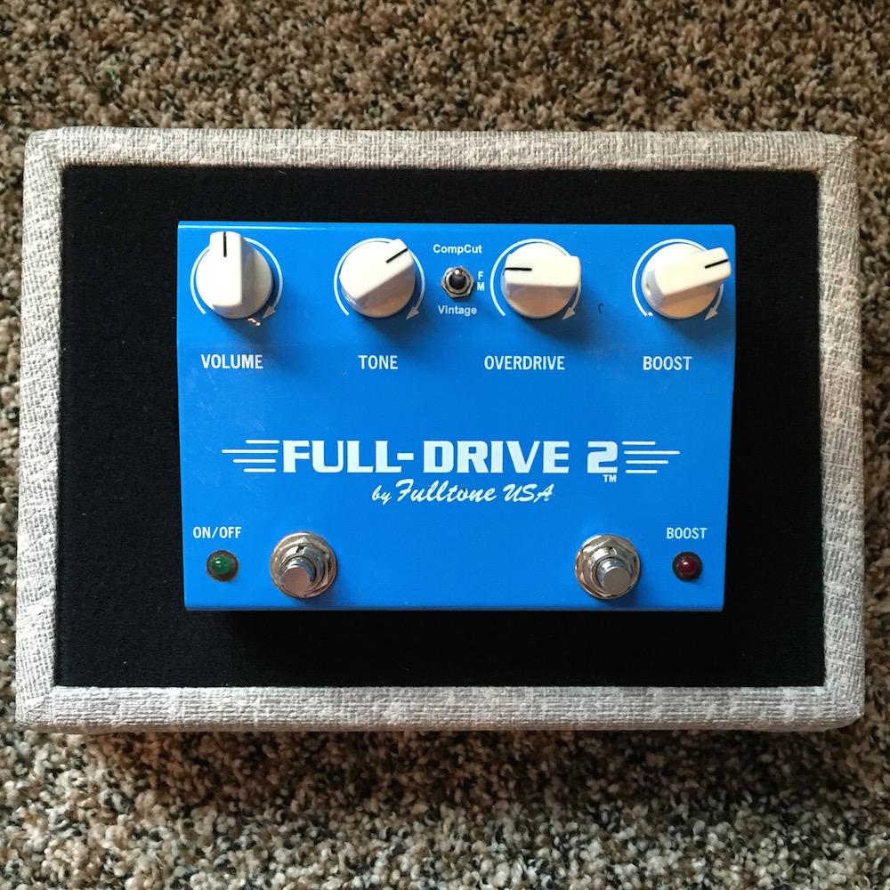 Fulltone Full-Drive 2 Overdrive