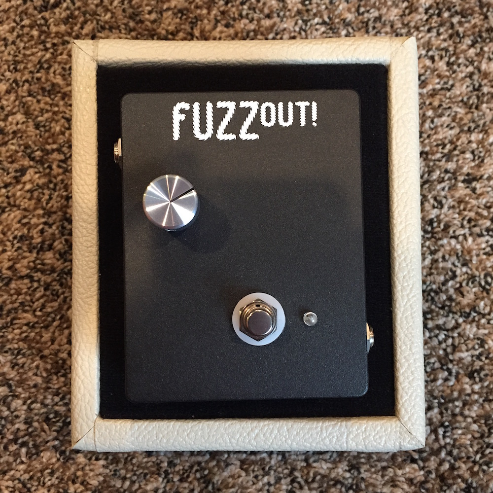 Ohm Made Electronics Fuzz Out!
