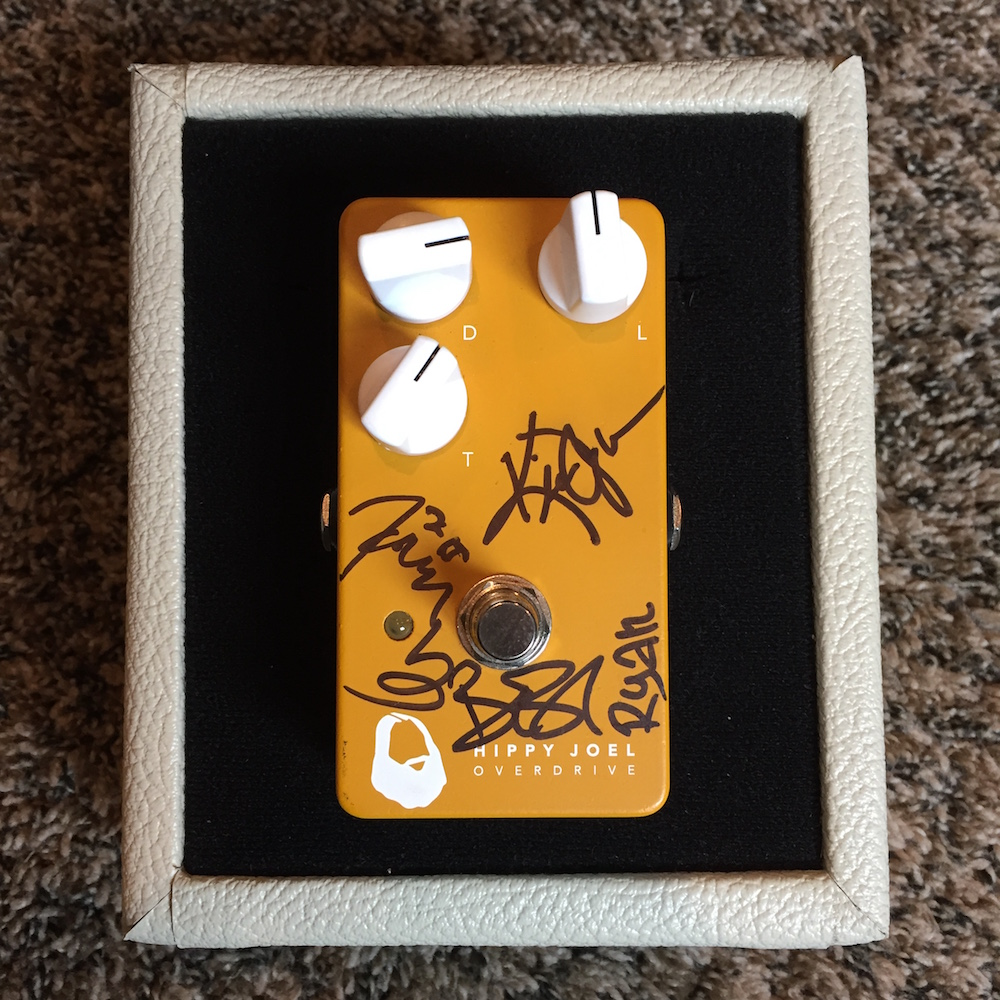 Sublime Guitar Company Hippy Joel Overdrive